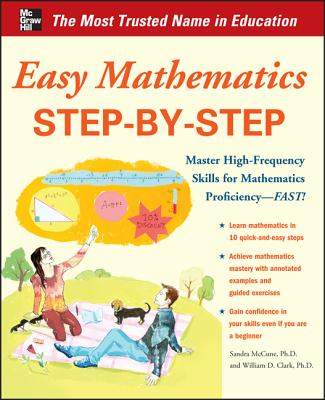Easy Mathematics Step-by-Step By McCune, Sandra Luna/ Clark, William D.