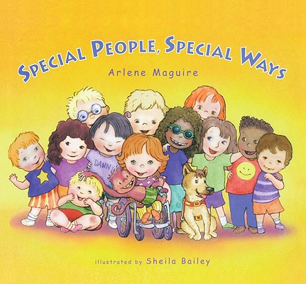 Special People, Special Ways By Maguire, Arlene